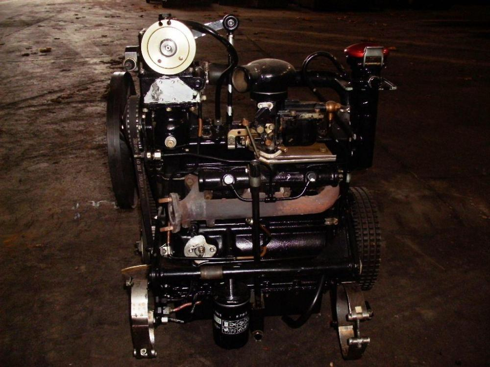 coventry climax gasolene engine d3 4cyl for sale. Black Bedroom Furniture Sets. Home Design Ideas