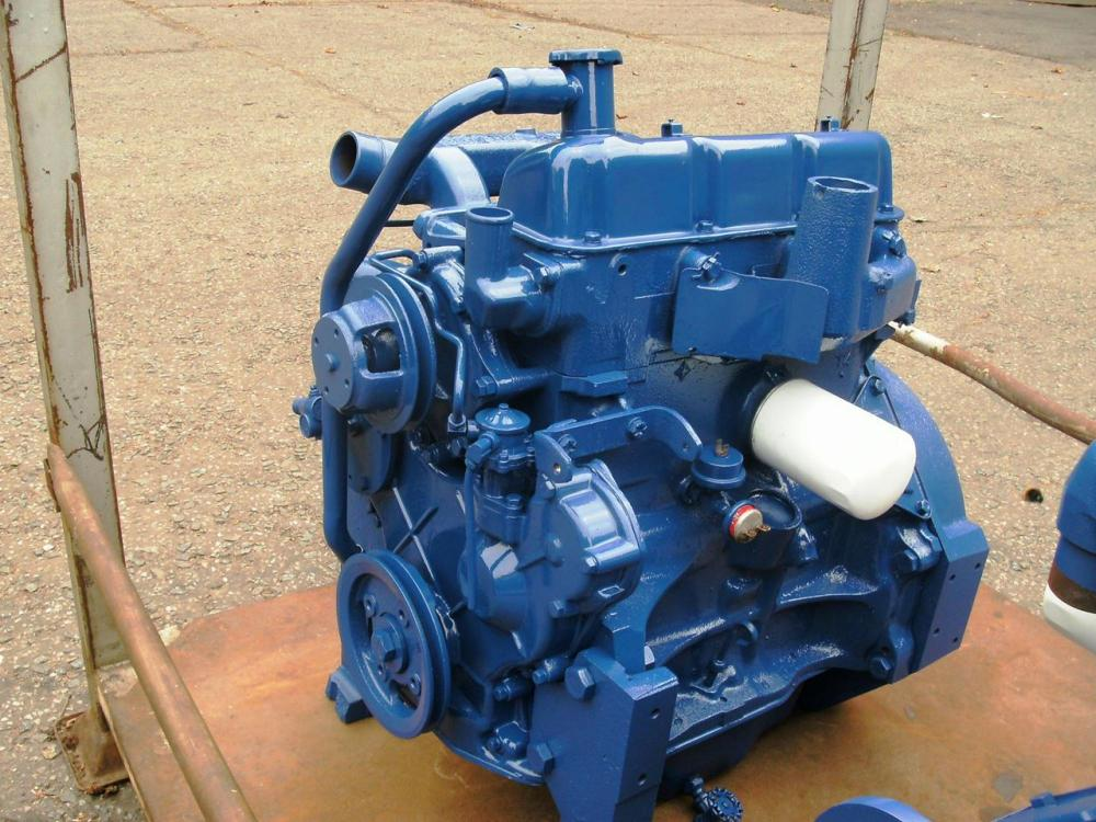 Ford 3 Cyl Diesel : Ford cylinder diesel engine for sale intelligent