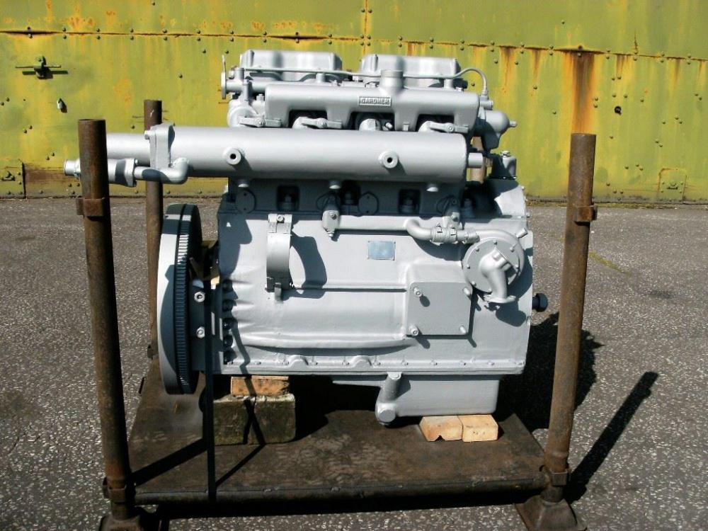 Gardner 4lw Marine Diesel Engine For Sale Intelligent