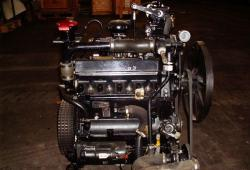Coventry Climax Gasolene Engine D3 4cyl