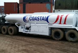 Stainless Steel<br>5,000 Gallon Tanker Trailer