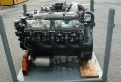 Perkins Turbo Diesel Engine V8 540