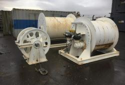 Wireline CPT Tools<br>Umbilical Winch
