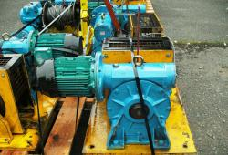 Electric Winch<br>2kw