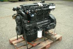 Perkins Non Turbo Diesel Engine 6354.4