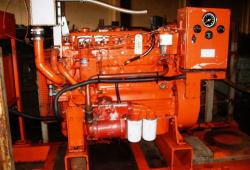 Perkins Turbo Diesel Engine 6354.4